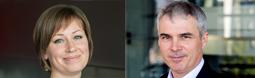 Janna Rose et Vincent Mangematin