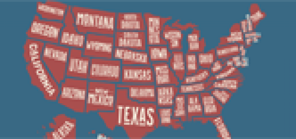 Carte USA