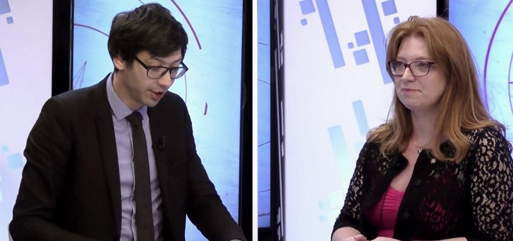 Nathalie Devillier, professeur associée en droit du numérique à GEM