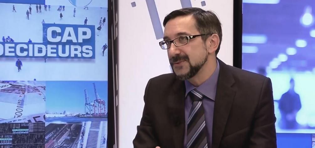 Federico Pigni a propos de Digital Twins dans une interview accordée au canal Xerfi.