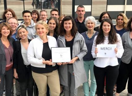 Relations Entreprises : GEM 2ème meilleure école  de management en France