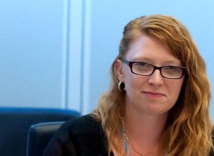 Nathalie Devillier, professeure de droit, à Grenoble Ecole de Management