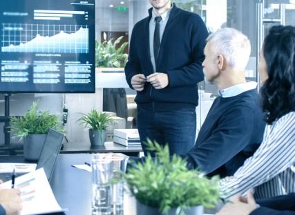 Le Parcours TechBiz manage l'innovation des entreprises technologiques